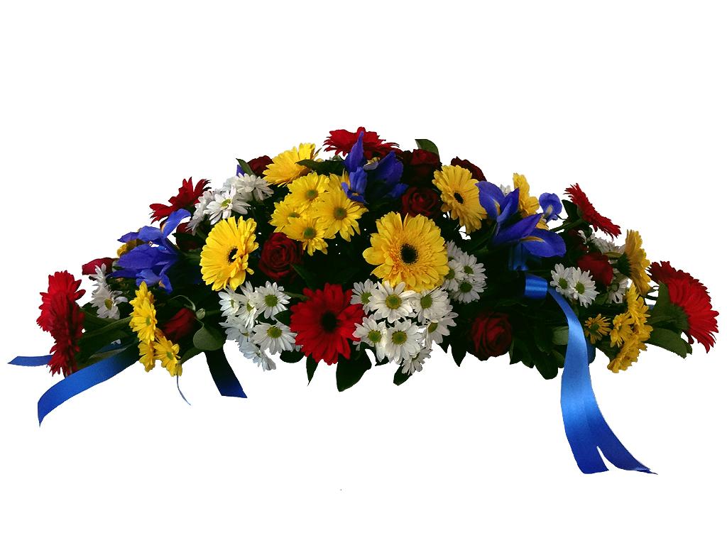 Funeral Directors Brisbane Irises Gerberas And Roses