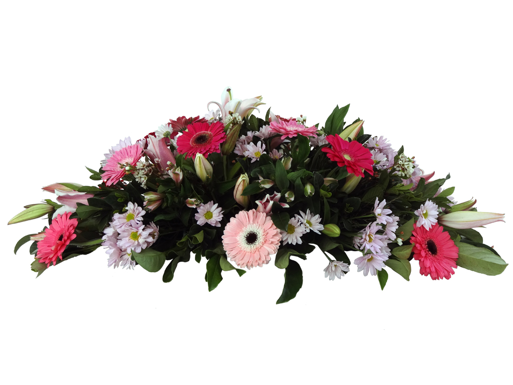 Funeral Directors Brisbane Mixed Flowers Traditional Funerals