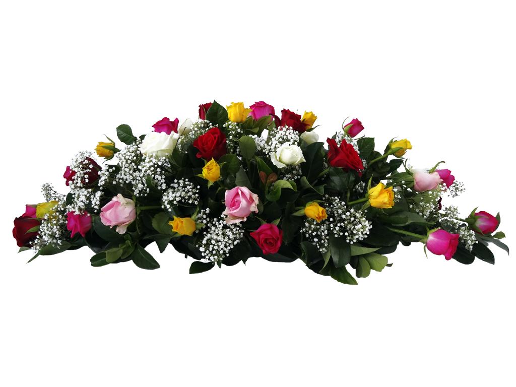 Funeral Directors Brisbane Mixed Roses Traditional Funerals